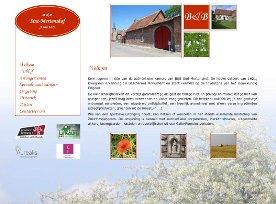 Webdesign: Sint-Mertenshof - Bed and breakfast in Haspengouw
