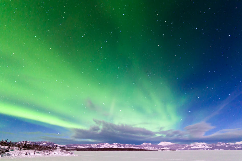 Aurealis, as a merging of the words Aurora Borealis, or Northern lights